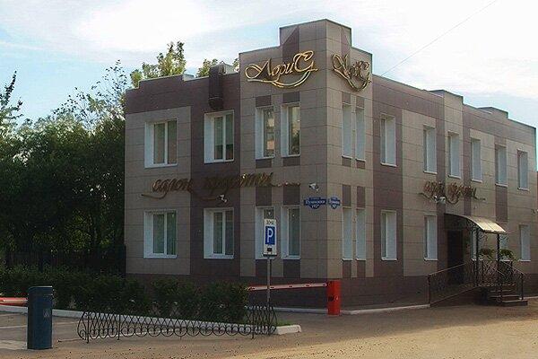 Фасад салона красоты «ЛориС»